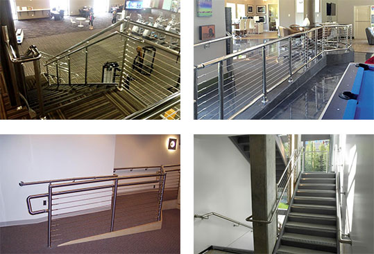 ADA Compliant Cable Railing 4 Ways