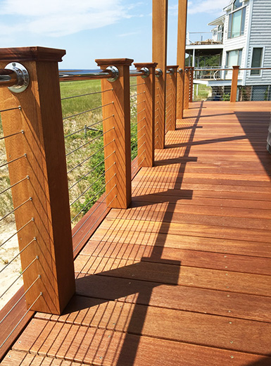 Cost Effective Cable Railing